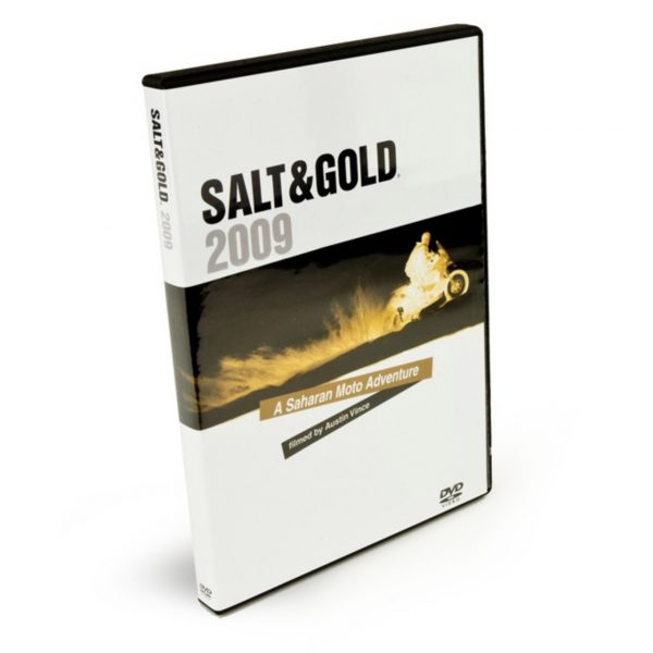 SALT & GOLD 2009 DVD – Ft. Lyndon Poskitt