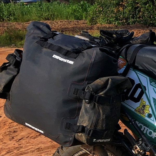 Enduristan Monsoon Evo Pannier (per side) – As used on Races to Places