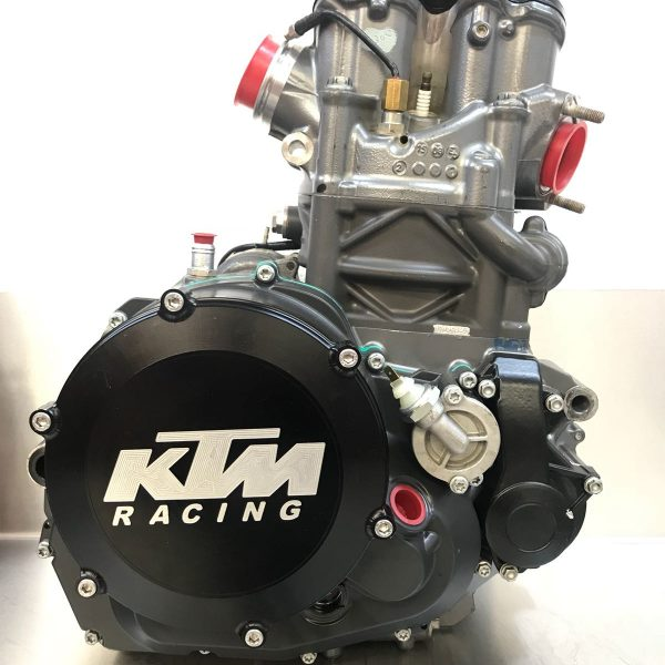 LPR Spec 732cc LC4 Engine with Nova WR Gearbox (690/701/Factory Rally)