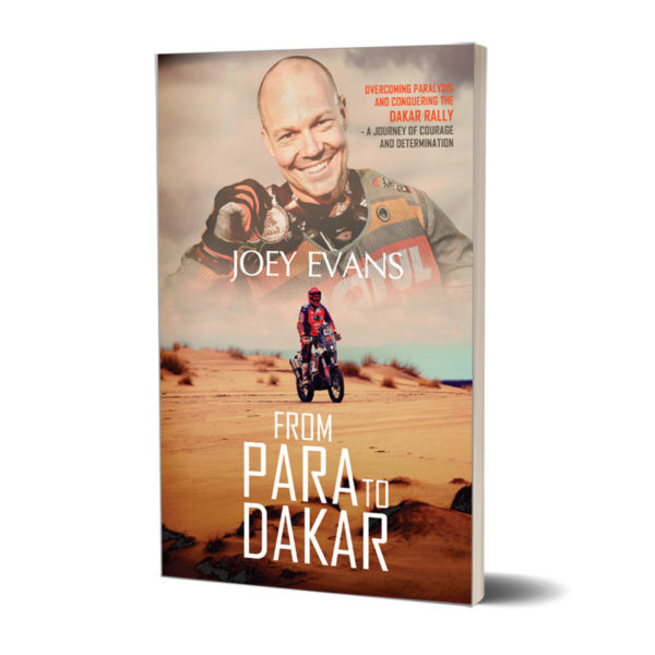 From Para to Dakar Book