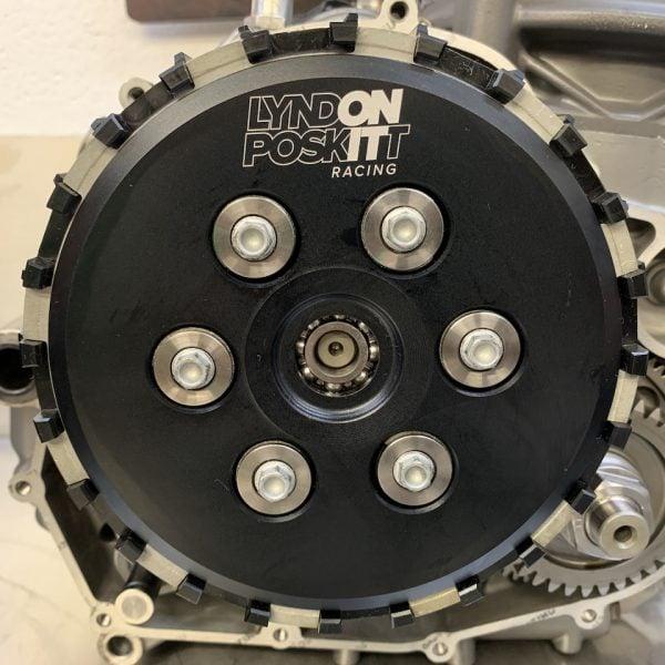 LPR Heavy Duty 6 Spring Billet Clutch – Extra Plates