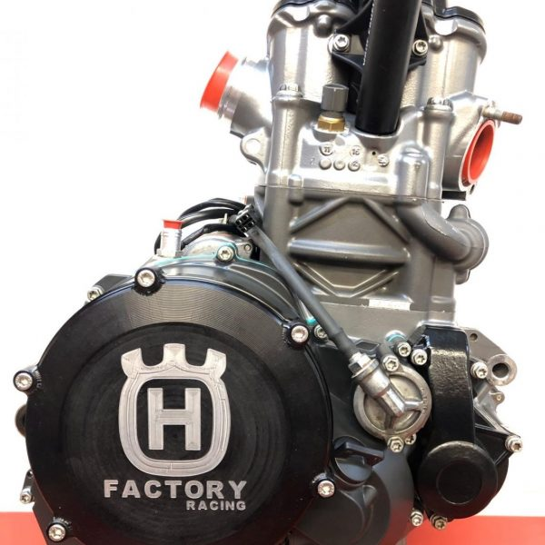 LPR 732cc LC4 Engine with Nova WR Gearbox (690/701) 2014on Twin Spark