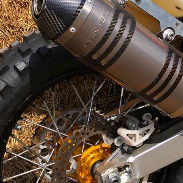 Honda CRF450RR – Full Dakar Spec