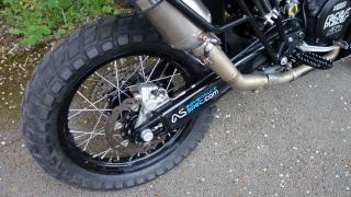 custom graphics wrap 690 rally replica bike