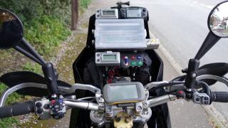 690 Rally Replica Engine Bashplate Exhaust Nova Transmission