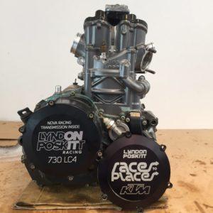 Lyndon Poskitt Racing LC4 730