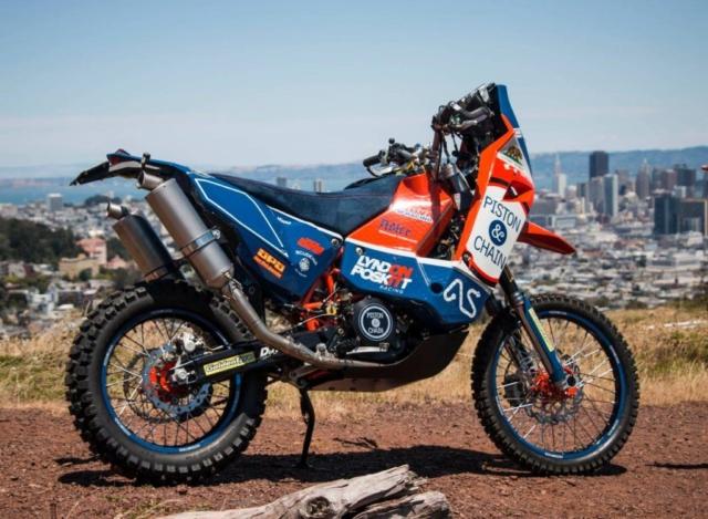 690 Rally Replica Graphics Bashplate Engine Exhaust