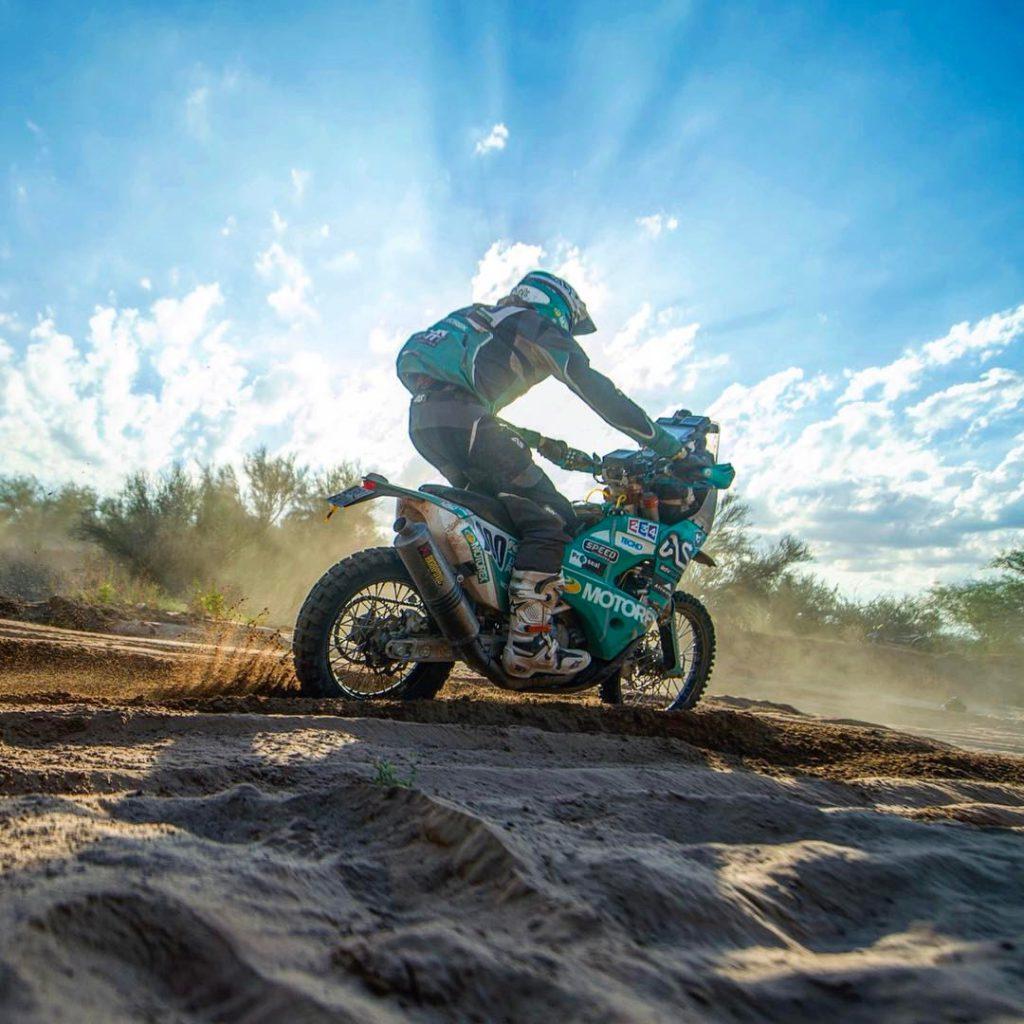 Motorex 450 Dakar Rally 2017 Lyndon Poskitt