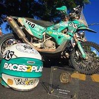 Dakar Rally Malles Moto 2017 Win
