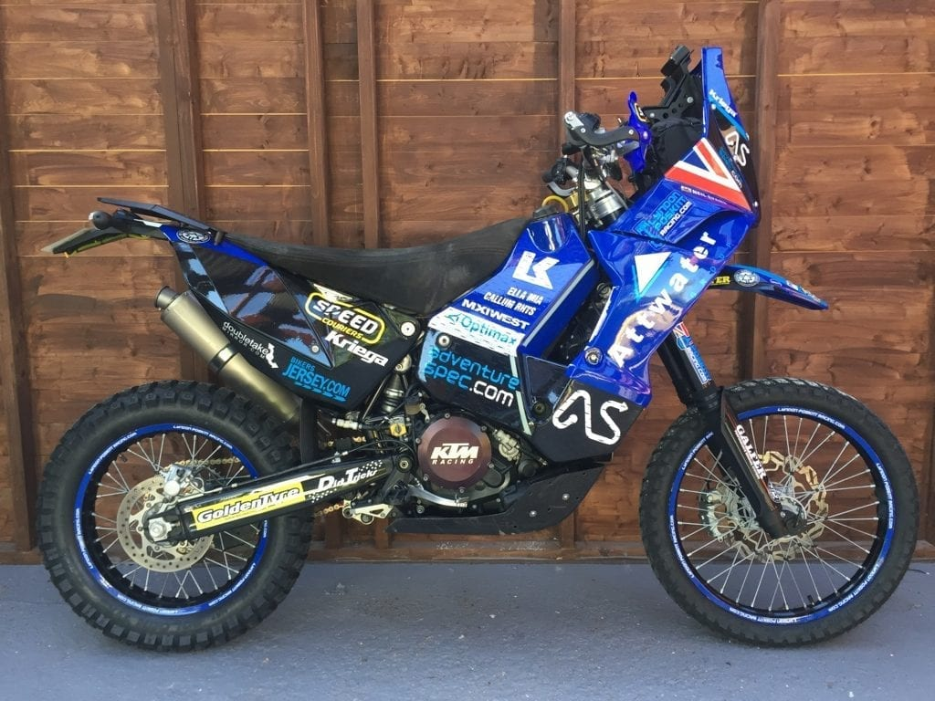 buy custom graphics 450 Rally Replica