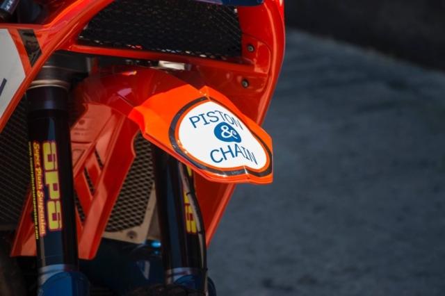 graphics wrap 690 rally replica bike