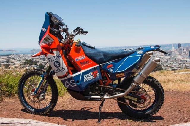 690 Rally Replica Engine Exhaust Graphics