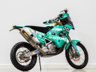 Motorex 450 Rally Dakar 2017