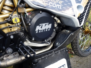 ultimate RTW 690 adventure clutch