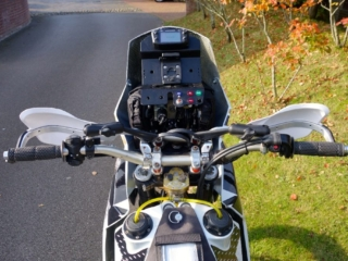 ultimate 690 adventure bike