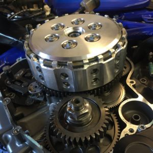 KTM LC4 Billet Racing Clutch Lyndon Poskitt