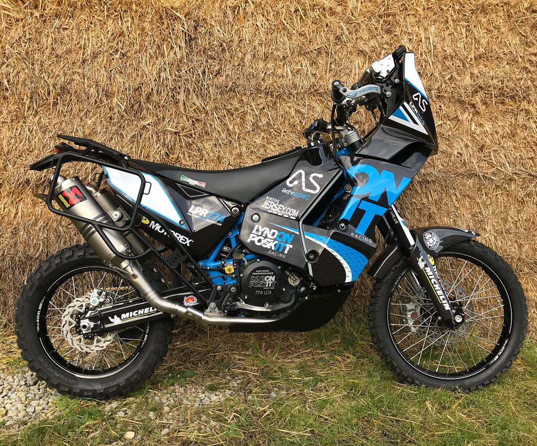 KTM LC4 732 Factory Rally Adventure **SOLD** (Please contact us for others)