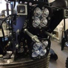 KTM 690 LED Headlights