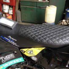 KTM 690 Rally Renazco Seat